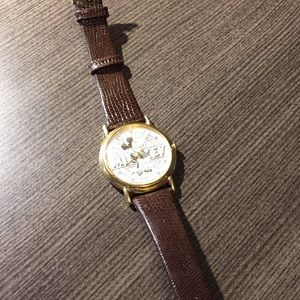 Accessories - Mickey Mouse Watch Vintage